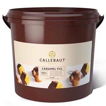 Barry Callebaut Baking Caramel Fill. Butter Toffee Flavor 11 Lbs (5 kg).