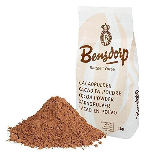 Callebaut Bensdorp Royal Dutch Unsweetened Baking Cocoa Powder, 11LB