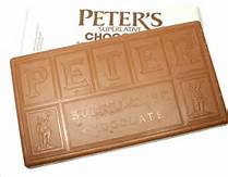 Peter's Ultra Milk 125 Chocolate Block