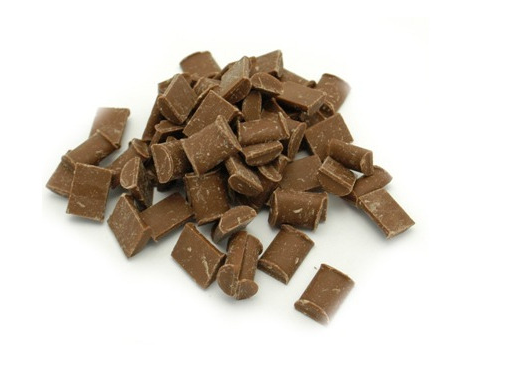 Van Leer CHD-CI-6024801-021 Breda Chunks Semi Sweet Baking Choc Chunks, 30Lb