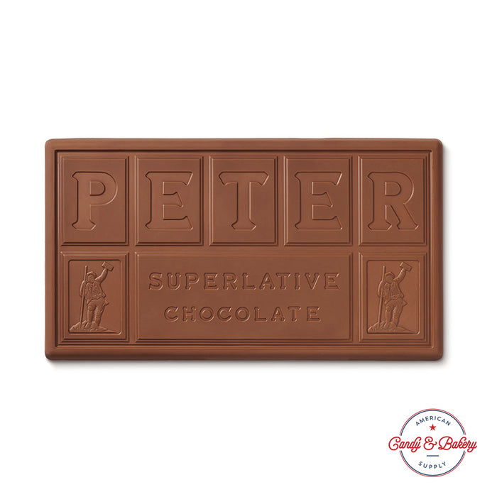 Peter's Broc Milk Chocolate Baking Block, Dipping Swiss Chocolate, 32% Cocoa - Certified Kosher Dairy