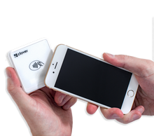 Clover® Go Mobile Card Reader
