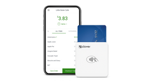 Clover® Go, sold by Global Payment Source