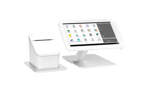 Clover Station Point-of-Sale System