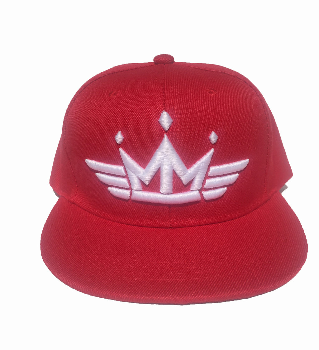 Red Made Men Unlimited Snapback