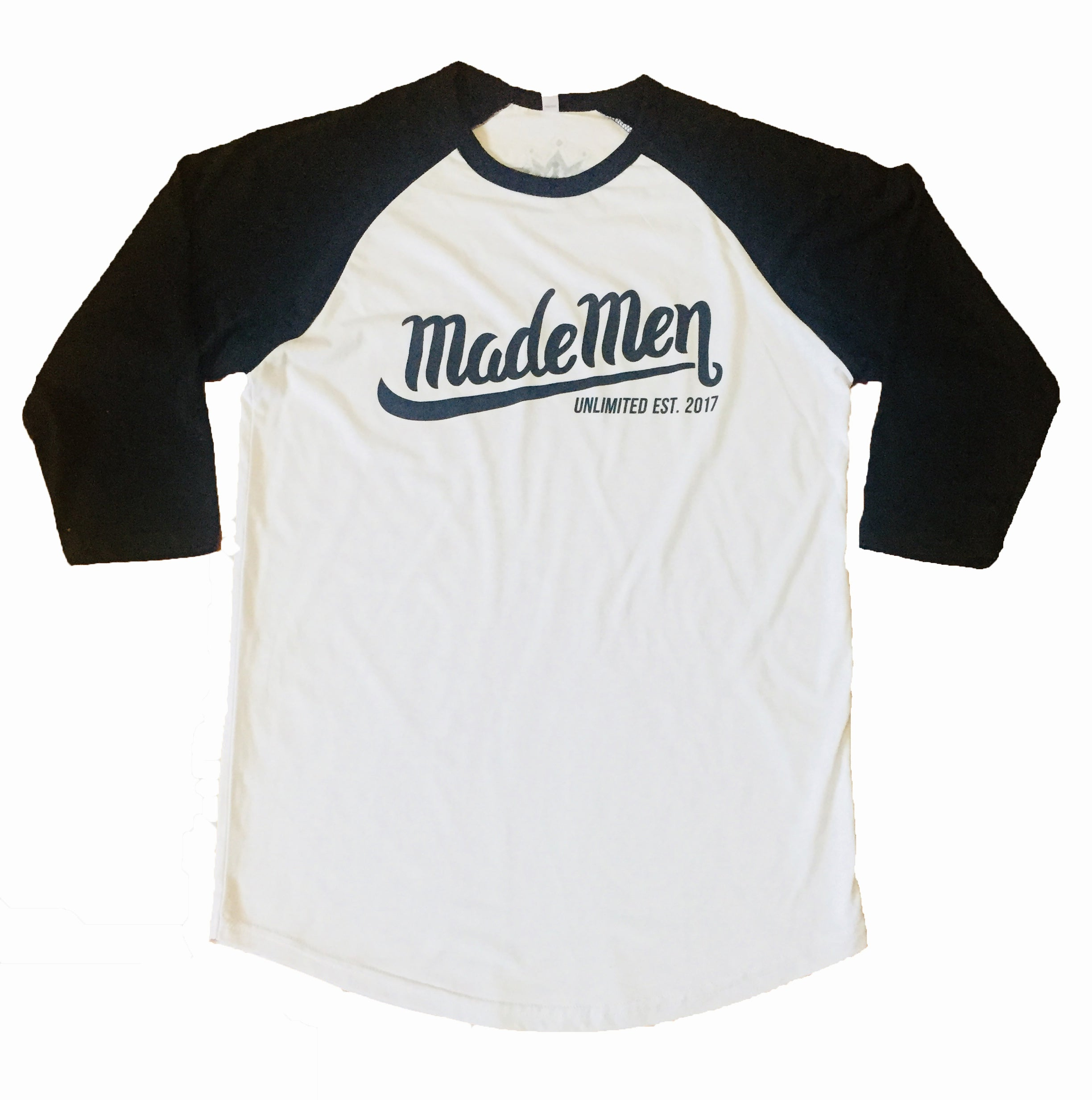 Made Men Unlimited Baseball Tee