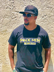 Made Men Unlimited Black T-Shirt