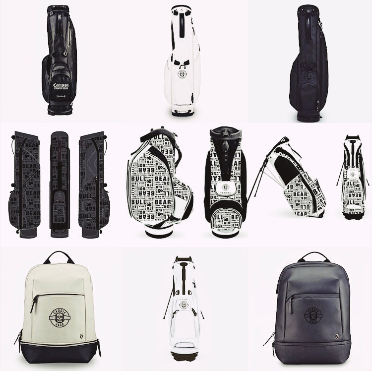 Designer Golf Bags & Travel