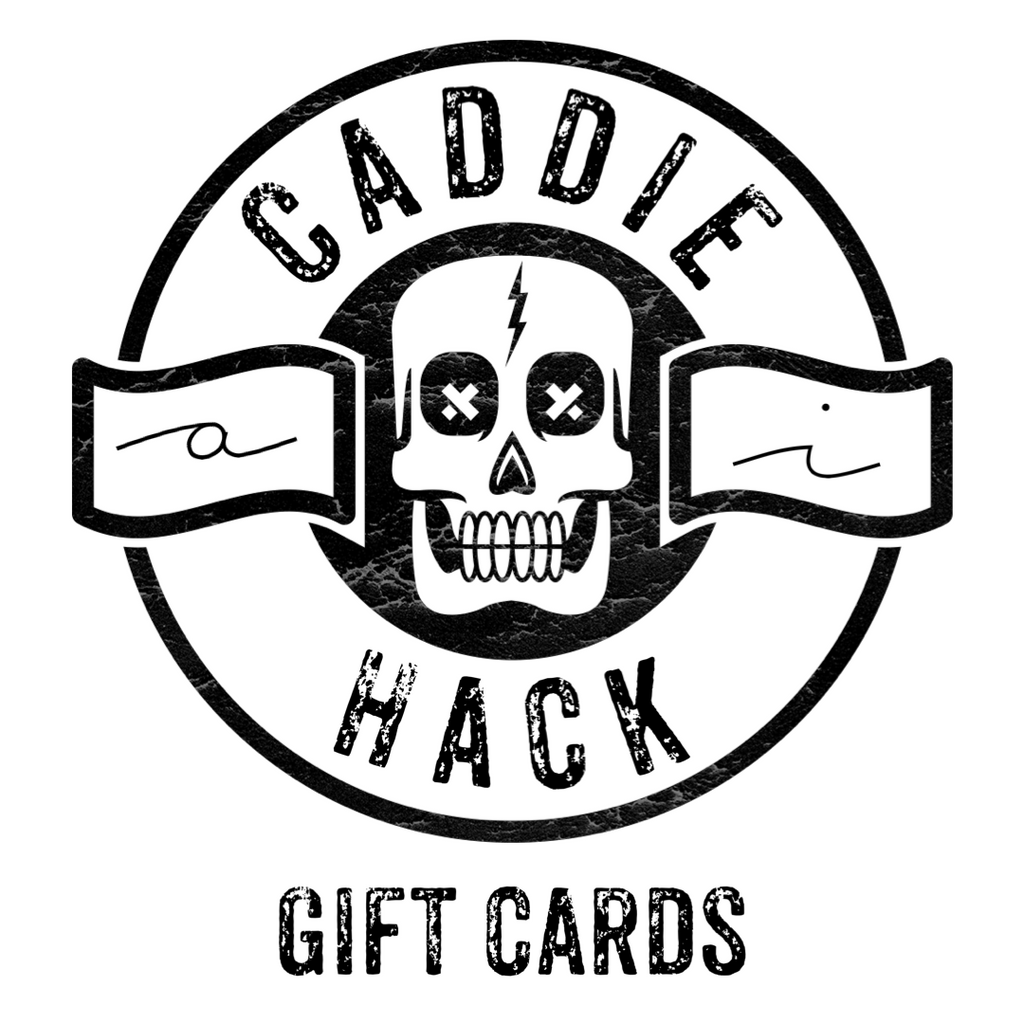 Caddie Hack Swing Analysis - Gift Cards