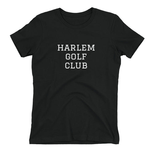 Women's Harlem Golf Club Boyfriend Tee