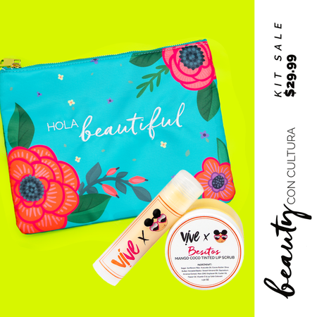 Beauty Con Cultura Kit