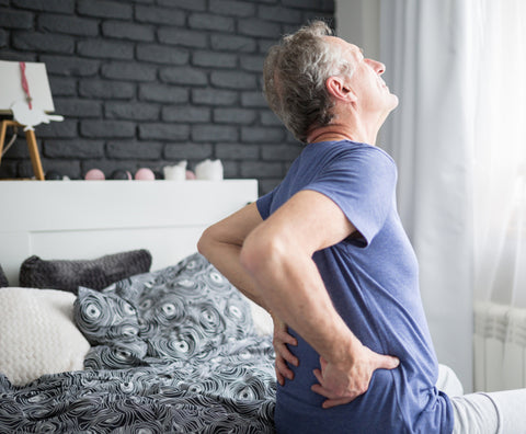 Back Pain From Mattress