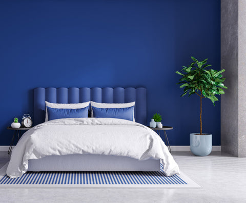 Bedroom Color Affects Sleep Quality