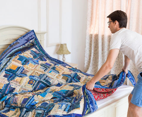 How to wash bedding