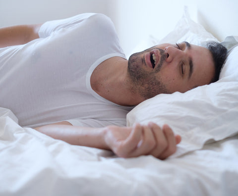 Can Snoring Lead to a Sore Throat