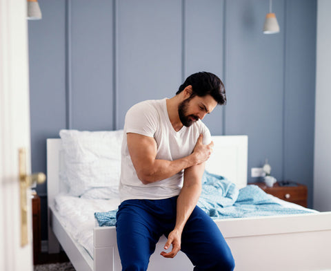 Shoulder Pain From Sleeping