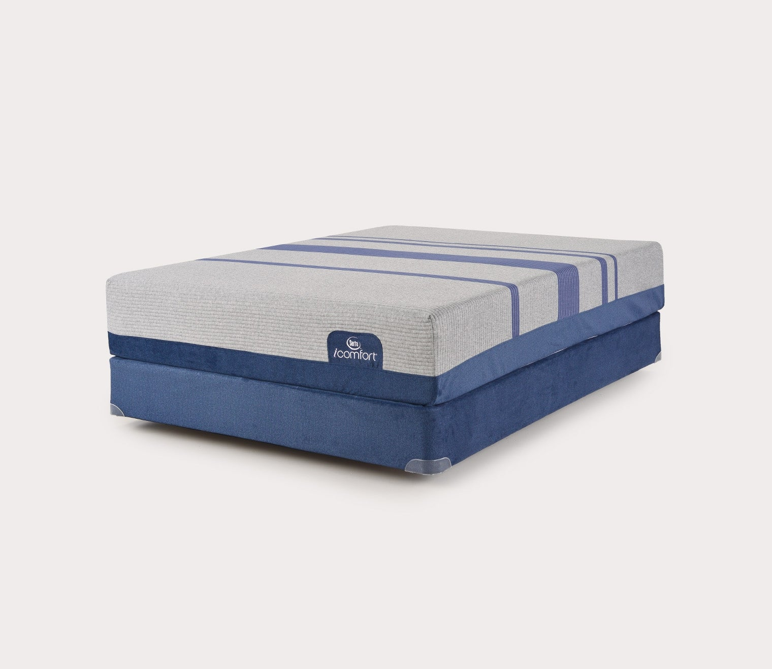 foam memory products mattress and queen alliance serta iamerica item regular set number