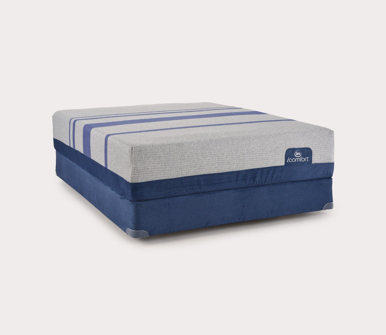 i icomfort serta sleepworks bed hybrid firm applause sleepworksny comfort product com