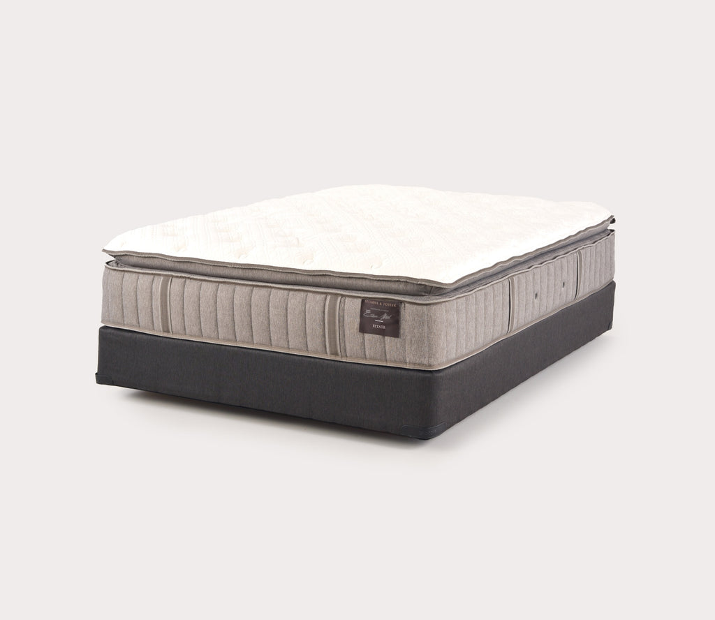 Stearns And Foster Reviews >> Stearns & Foster Scarborough V Pillow Top Mattress - City Mattress