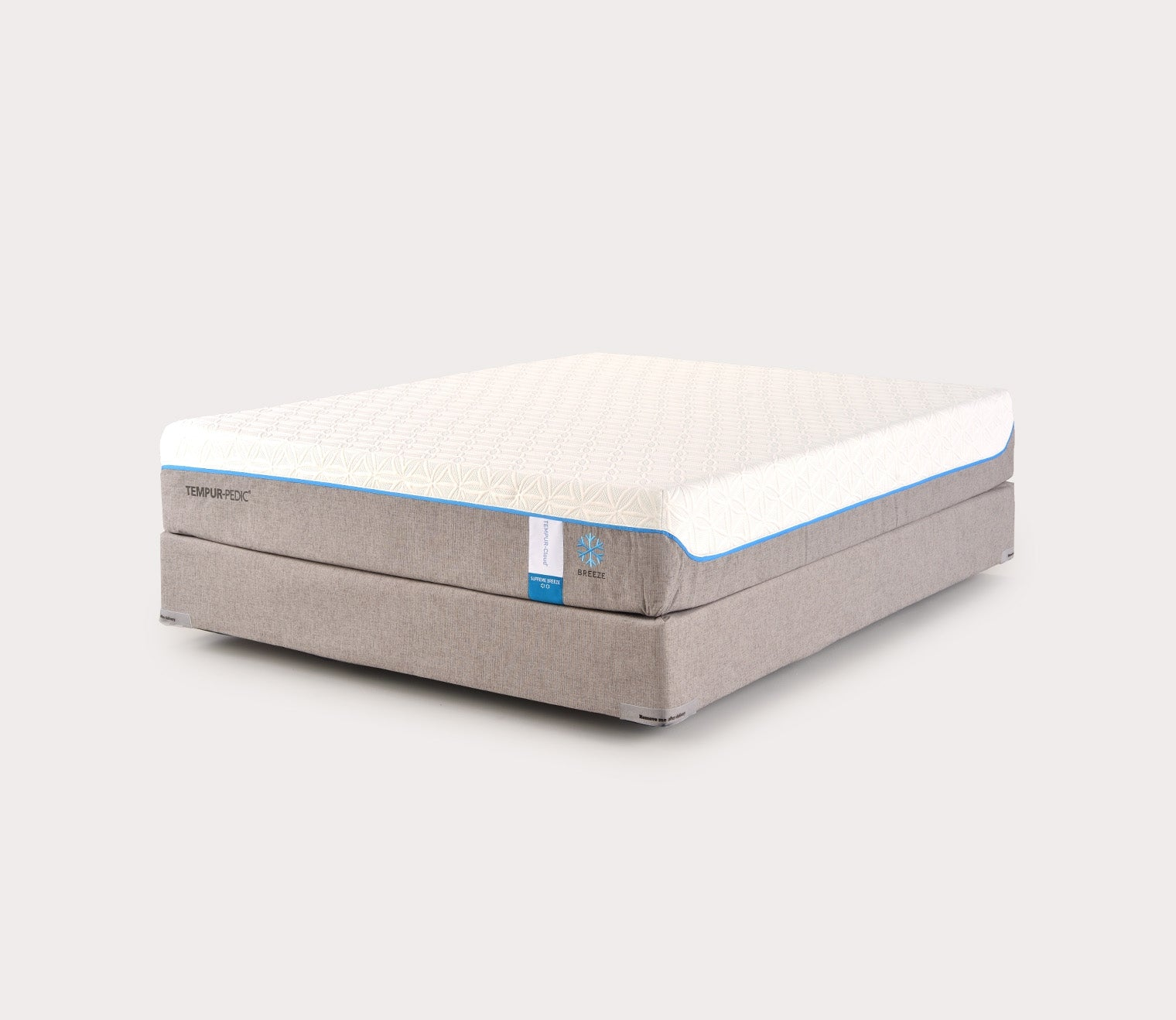 Tempur-Pedic Cloud Supreme Breeze Mattress - City Mattress