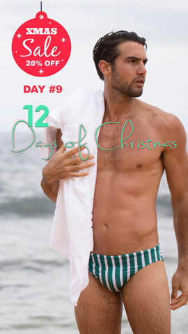 Smithers swimwear offers more discounts during their 12 days of christmas sales