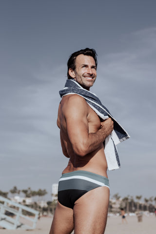 Smithers swimwear was made for the modern day gentleman