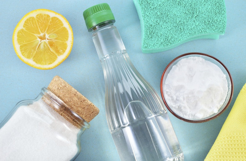 Make your own drain cleaner