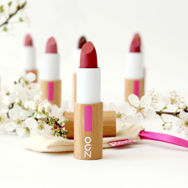 Zao organic makeup bamboo refillable