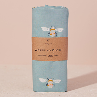 Cotton gift wrap