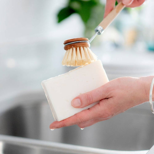 dishwashing soap bar eco living how to use