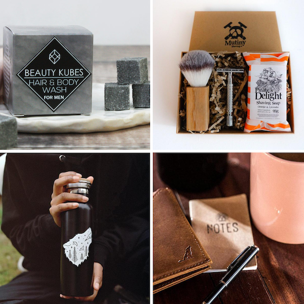 eco friendly gift ideas for him
