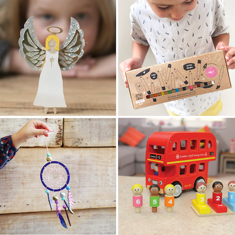 eco friendly gift ideas for kids
