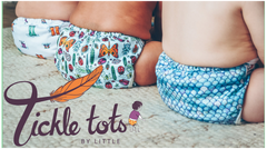Tickle Tots resuable nappies