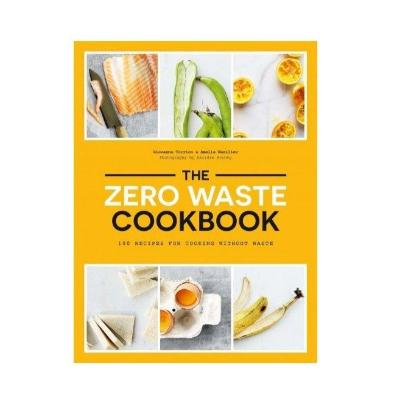 Zero Waste Cookbook | Giovanna Torrico
