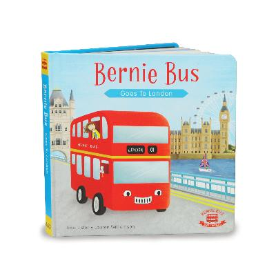 Bernie Bus Goes To London | Indigo Jamm