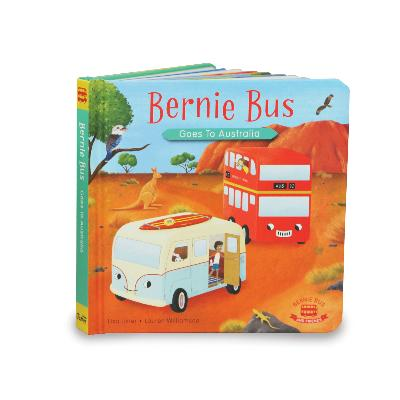 Bernie Bus Goes To Australia | Indigo Jamm