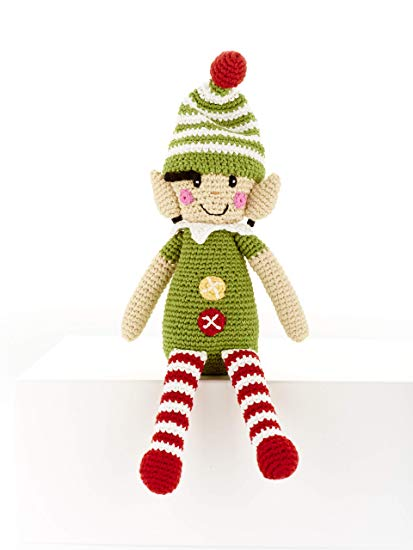Crochet Elf Toy | Best Years