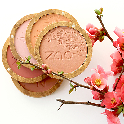 Zao Refillable Compact Blush