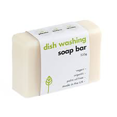 Solid Dish Washing Soap Bar