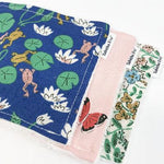 reusable wipes eco friendly white cotton surprise mixed prints