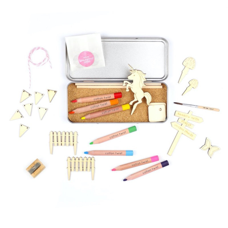 Make your own magical garden craft kit