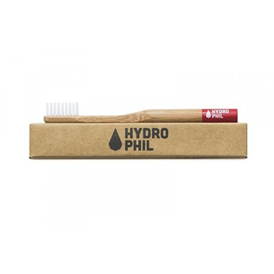 Child Toothbrush - Red (Soft) | Hydrophil