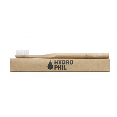Hydrophil Adult Toothbrush - Natural (Medium)