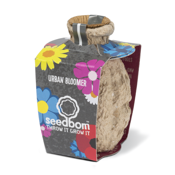 Kabloom Urban Bloomer Seedbom