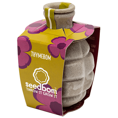 Kabloom Thymebom Seedbom