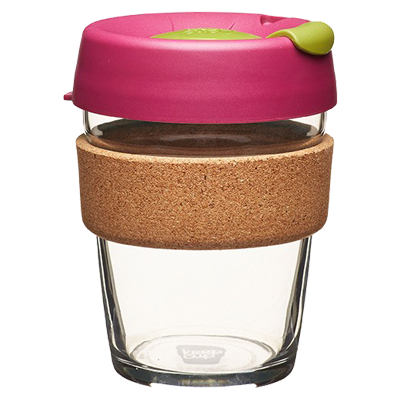 KeepCup Cork Series - Cinnamon (12oz)