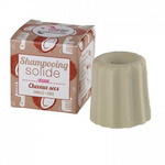 Lamazuna Solid Shampoo for Dry Hair, Vanilla & Coconut
