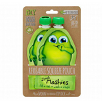 Little Mashies Reusable Food Pouch - Green