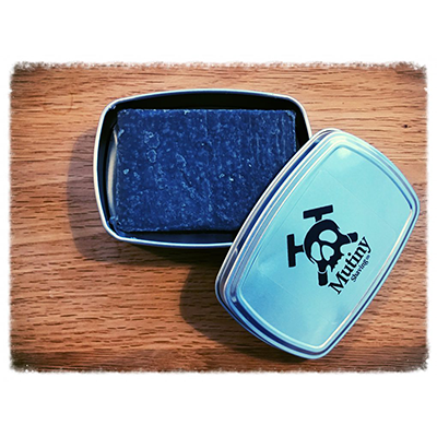 Mutiny Shaving Soap Tin