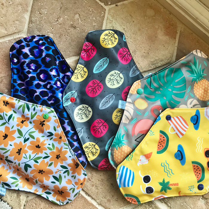 Reusable Pads - Liners | Candy Cat Pins